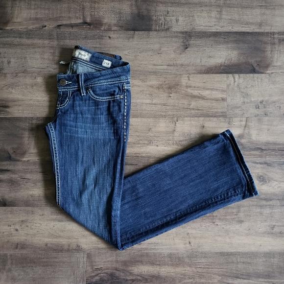 BKE Stella Boot Jeans Size 25